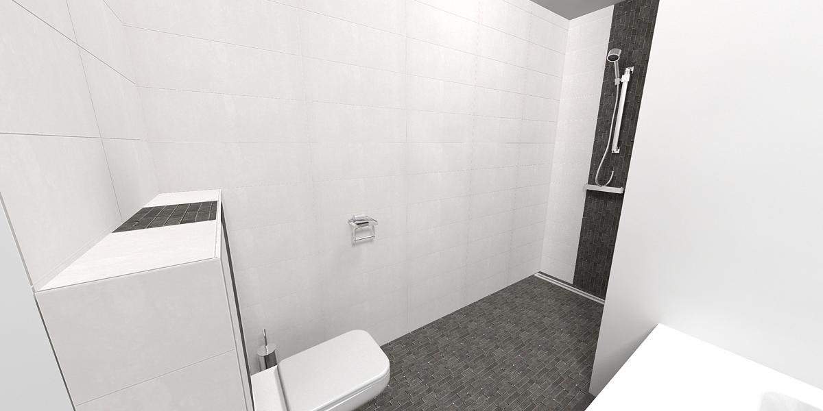 Douchekamer bathroom by brukomtegel nv brukomtegel nv on visoft360 portal - Douchekamer model ...