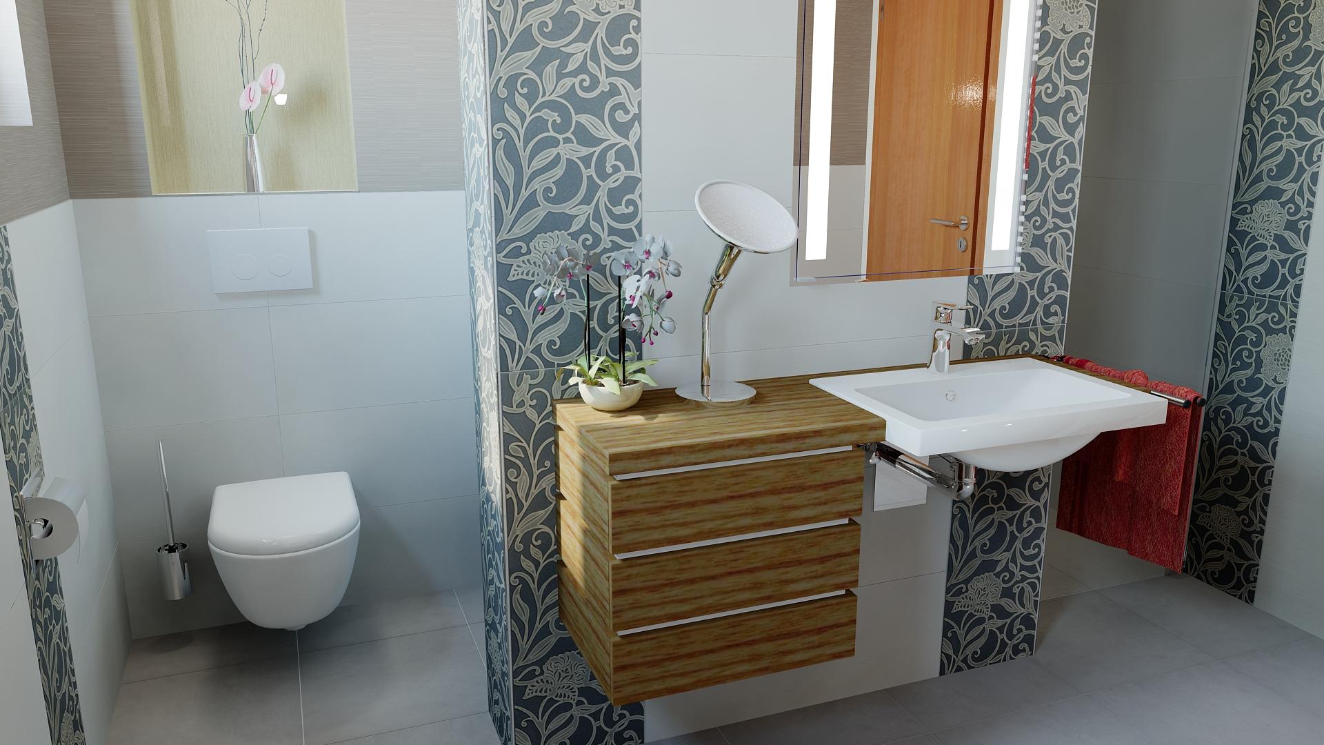altersgerechtes bad 1 bathroom von ing fritz bissert gmbh. Black Bedroom Furniture Sets. Home Design Ideas