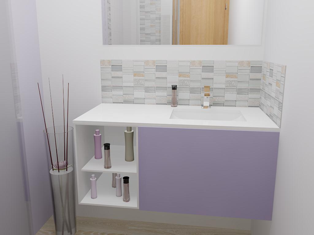 Mattoutcarrelage deb04568 sdbfille v2 1 bathroom by for Mattout carrelage aubagne