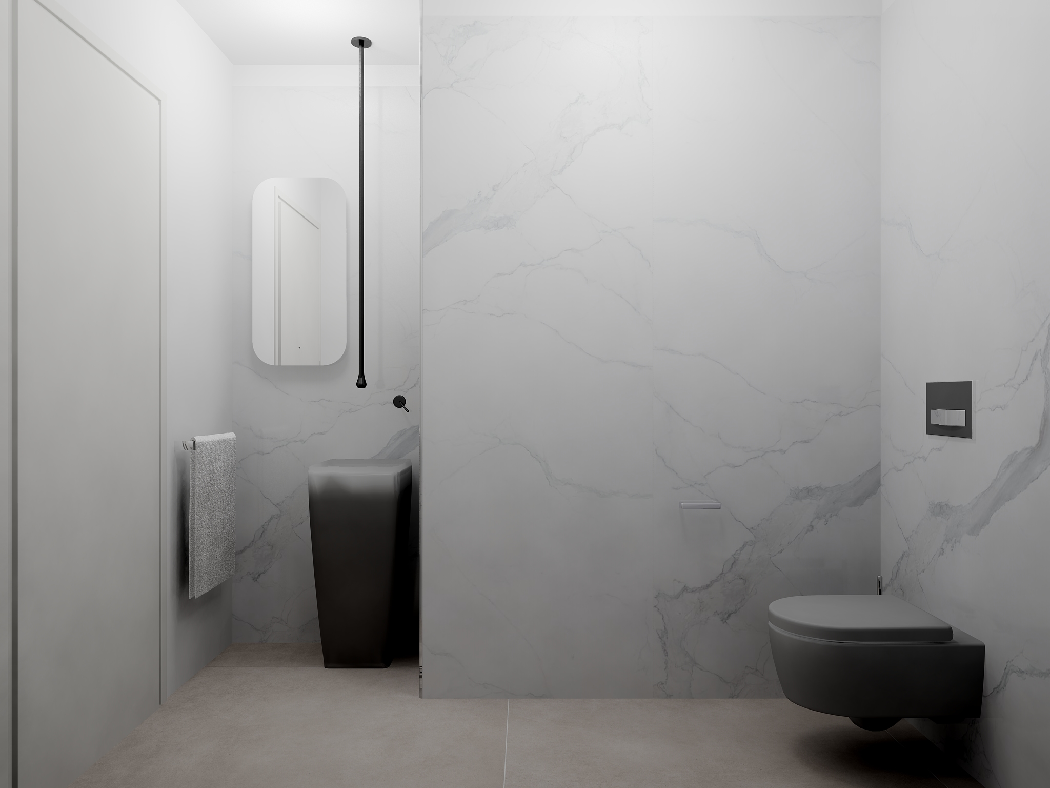 Mattout Carrelage WC INVITES V2 1 Bathroom By Mattout ...