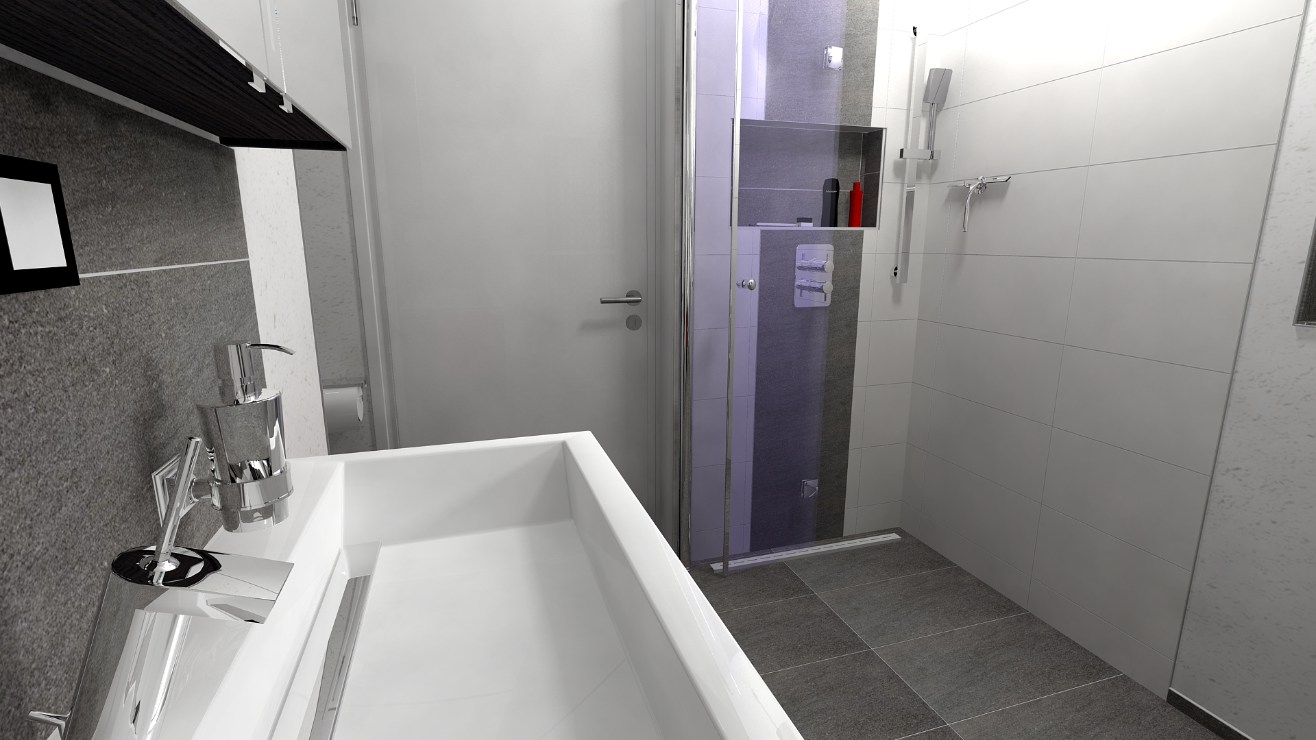 Kunden-Bad Bathroom By Gerd Nolte Inh.R.Schumann(Gerd Nolte Heizung ...