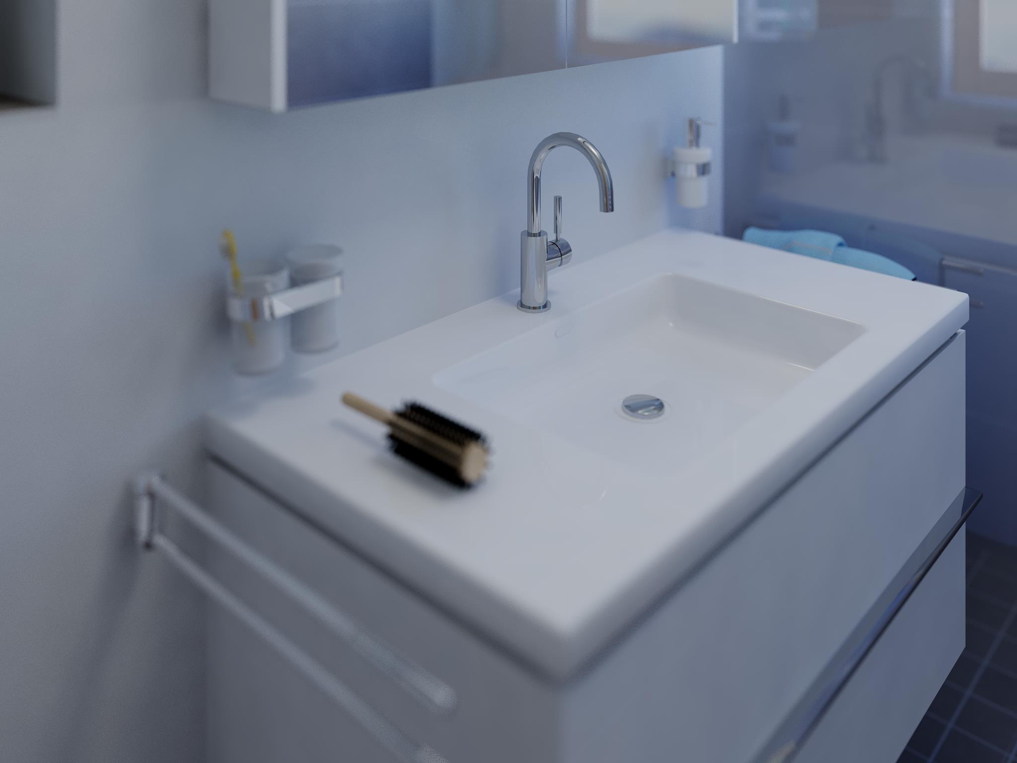 Bildspielerei mit Tiefenschärfe Bathroom By Roger Tremp(Hosang ...