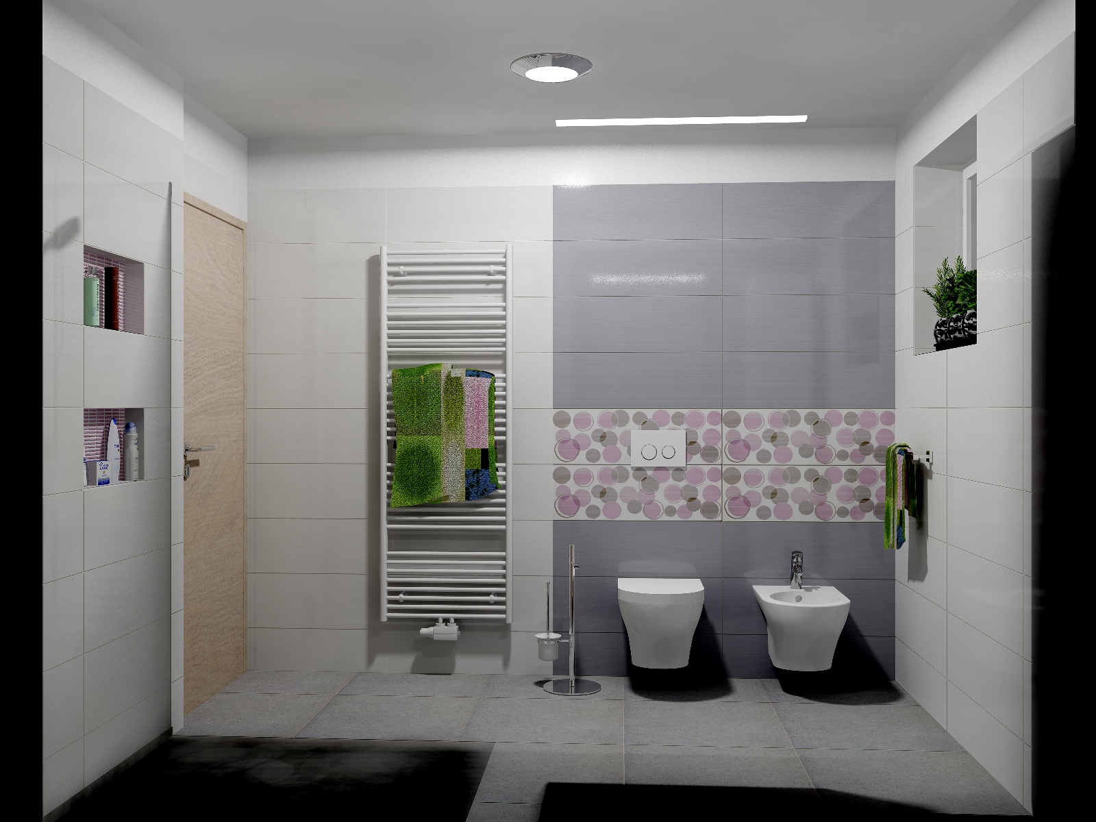 Armonie by arte casa bathroom by karmen trgocev trgocev d for Arte casa carrelage