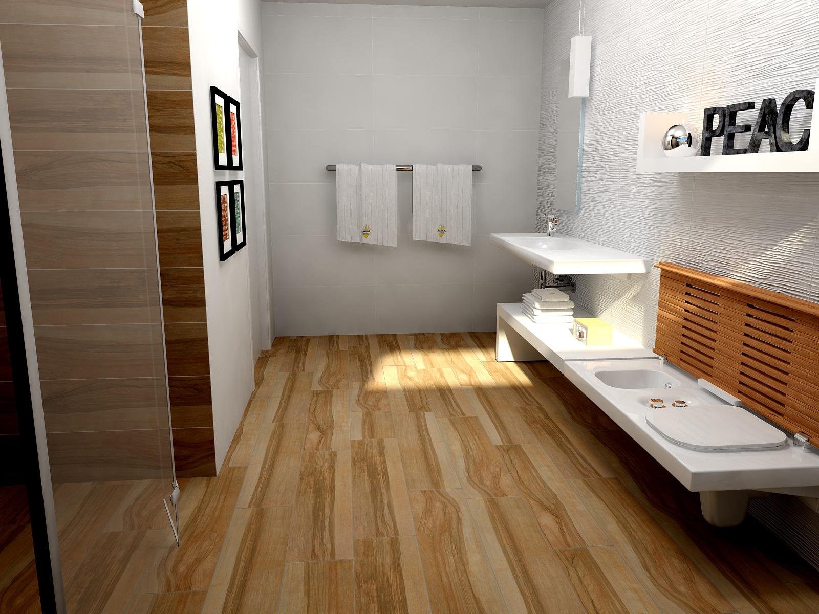 atlas concorde 3d wall design etic pro bathroom by. Black Bedroom Furniture Sets. Home Design Ideas