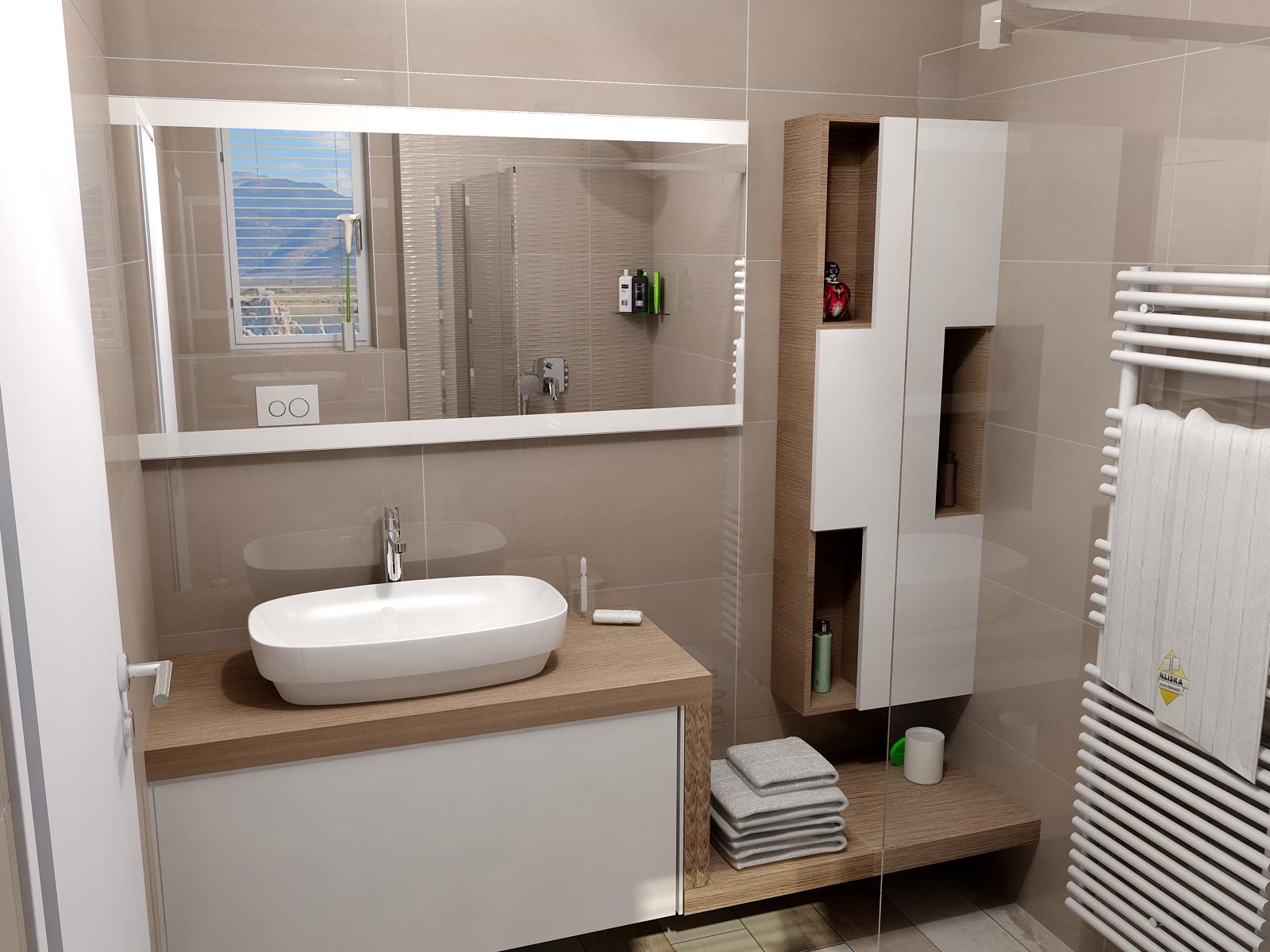 Supergres Color Flow Remake Bathroom By Mitja Paliska Doo - Bathroom remake
