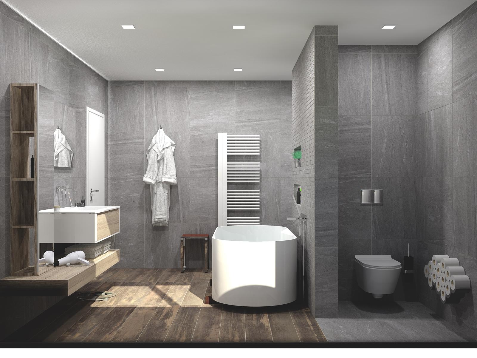 Supergres StoneworkRemake Bathroom By Mitja Paliska Doo - Bathroom remake