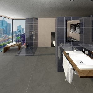 Bathroom Loft Melbourne