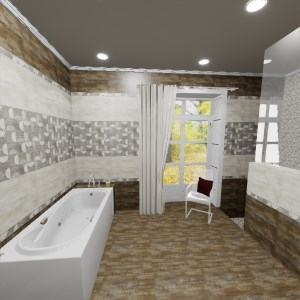 Bathroom Rezzo (Юданов Сергей)