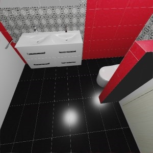 Bathroom Vartosu2-01 (Badplaner AT058)