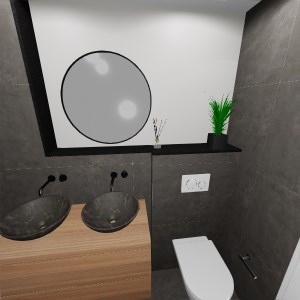 Bathroom Badkamer (Judith Maree)