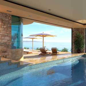 Pool in ViSoft plus V-Ray