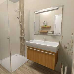 Mattoutcarrelage sde bathroom by mattout carrelage mattout for Mattout carrelage aubagne