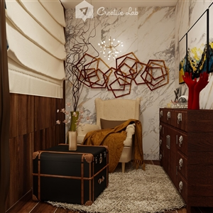 LivingRoom Firdaus_Reading Room (Creative Lab Malaysia)