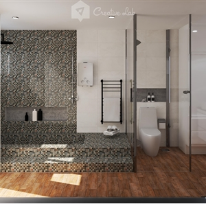 Afiqah_Master Bathroom