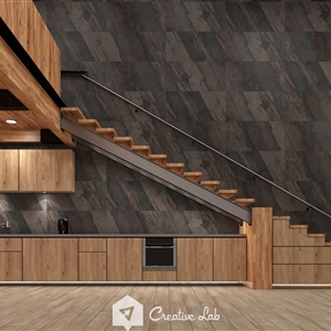 LivingRoom Anis_Under The Staircase (Creative Lab Malaysia)