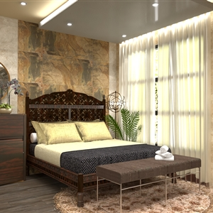 LivingRoom Dian_Bedroom (NTB Team)