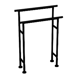3D Model - Towel holder (Sergii Buchovskyi)
