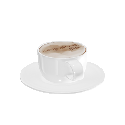 3D Model - DW Cappuccino (Tom)