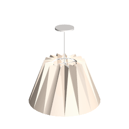 3D Model - UK style cieling light (Tom)