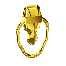 3D Model - Door knocker (Tom)