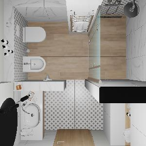 90 White Bathroom (ViSoft)