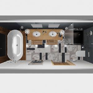 90 Black and Wood Bathroom AR (Fomichova Ekaterina)